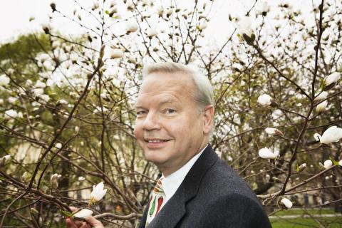 Carl Jan Granqvist föreläser på Skoklosters slott