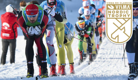 Kauden uutuuskilpailu lisää jännitystä Visma Nordic Trophyssa