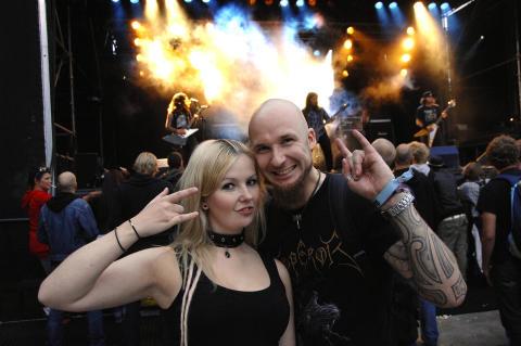 Festivalteilnehmer Oslo