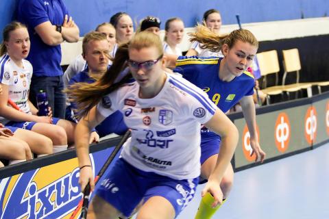 Oavgjort mellan Sverige och Finland