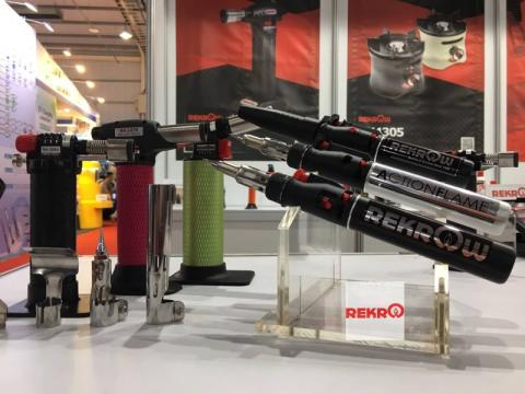 2018 Taiwan Hardware Show Rekrow Hot Products Recommend