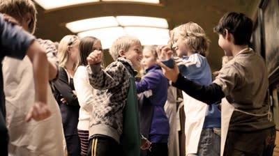 Sportlovskul i Hallwylska museet - en tidsresa 100 år tillbaka i tiden