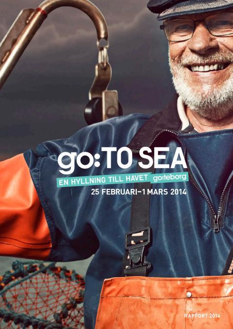 Go to Sea - slutrapport 2014
