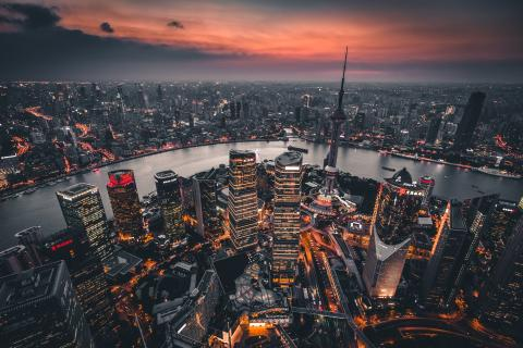 Shanghai Rising: Discover Asia's meetings and events hotspot