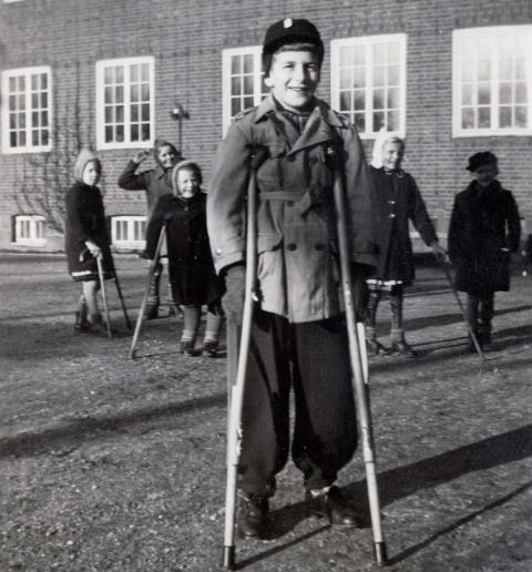 När något blir annorlunda – berättelser om polio