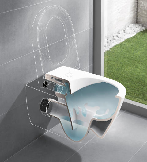 Villeroy & Boch Showcases Extensive Range of Toilets at KBIS 2016