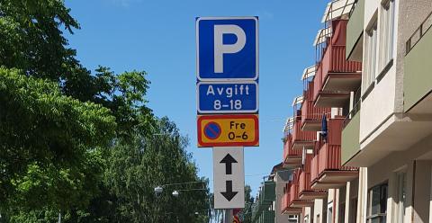 Pressinbjudan: Fråga en parkeringsvakt – 14 juni