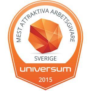 COWI är en av Sveriges mest attraktiva arbetsgivare!