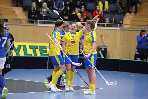 Sverige krossade Finland i Finnkampen