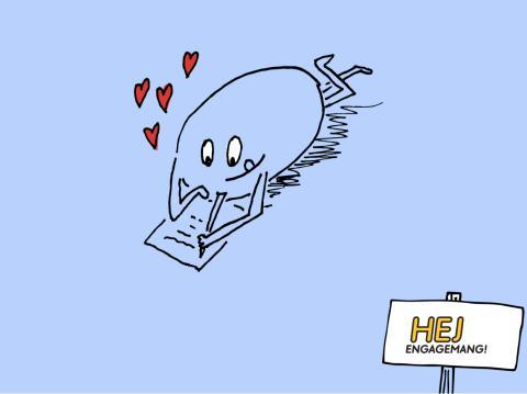 Nu släpps Kärleksbrevgeneratorn – skicka ett kärleksbrev till din chef!