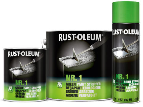 Rust-Oleum Nr.1 Green Paint Stripper