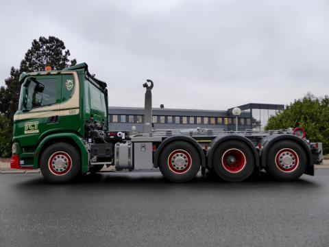 Fem nye triple boogier til SCT København