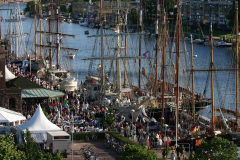 Världens största kappseglingstävling välkomnas till Halmstad