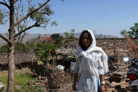 Mandira Paul, forskningsledare för en studie om abortvård och kvinnors egenmakt i Indien.
