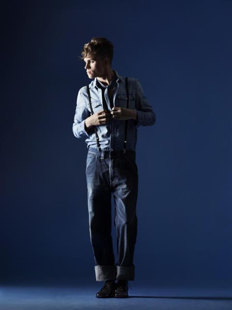 En klassisk jeanslook från Crocker och JC!
