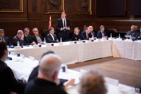 Öresundskomiteen ombildas till Greater Copenhagen & Skåne Committee