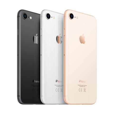 Den 22 september släpper Tre Sverige iPhone 8 och iPhone 8 Plus - förhandsbokning från 15 september