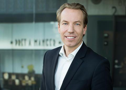 Anders Eriksson ny chef för Bonnier News