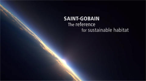 Saint-Gobain - world leader in the habitat and construction markets