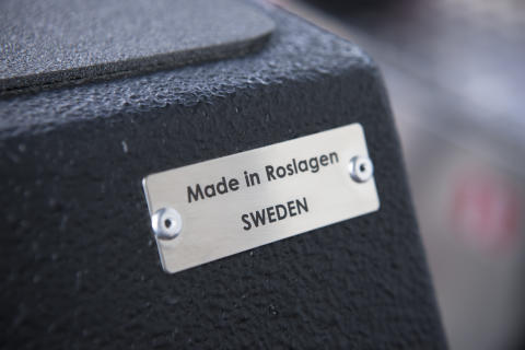 Made in Roslagen SWEDEN