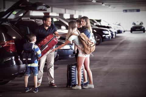 Ny parkeringsoperatør ved Bergen lufthavn Flesland fra 1. juni