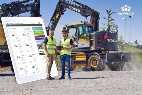 mySwecon - ny digital tjänst ökar effektiviteten