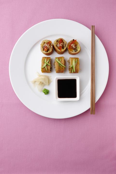 Daloontid sushi