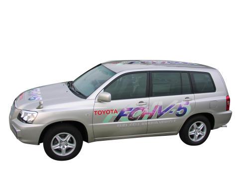 Toyotas rullar ut testflotta med 100 bränslecellsbilar