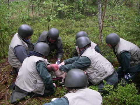 Inbjudan kurs - Uppdrag i konfliktzon