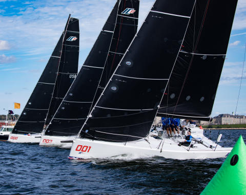 Melges IC37 Powered by YANMAR is Poised to Set New Standard for One Designs