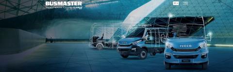 IVECO BUS julkaisee uuden BUSMASTER-verkkosivuston.