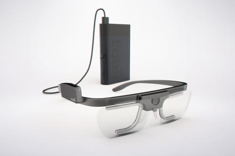 Tobii Glasses 2 Wearable Eye Tracker System