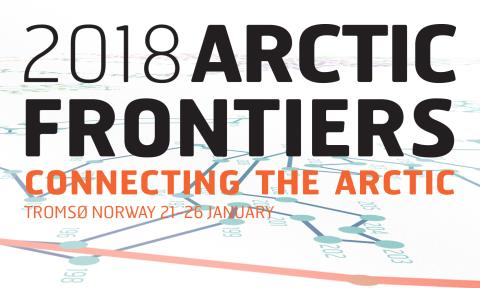 Call for papers Arctic Frontiers Science 2018 - deadline 19 September 2017