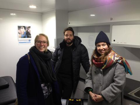 Läkare i Världen expanderar verksamhet till Lund