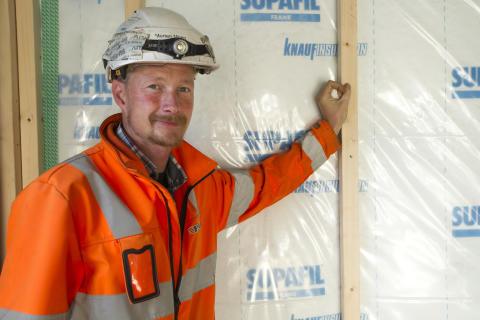 Historie: Morten Moen valgte Supafil Frame