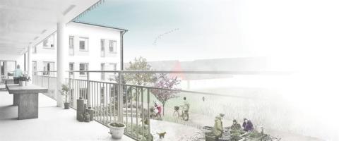 Drevviken och Altura bygger framtidens klimatsmarta äldreboende i Löddeköpinge med en Malmberg EnerGeo®