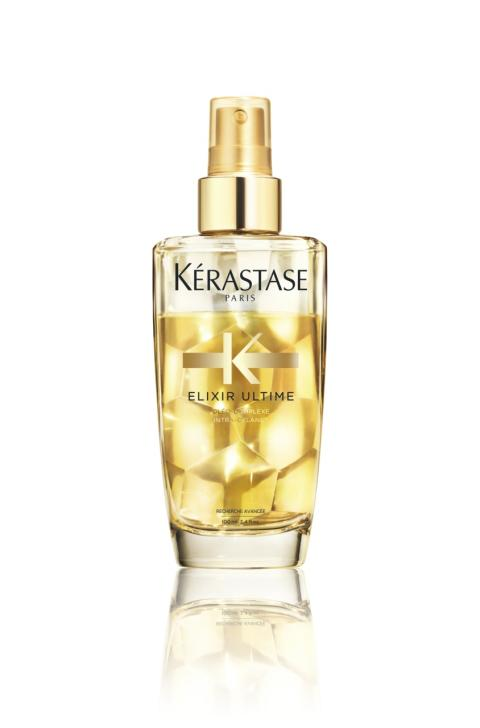 Kérastase Elixir Ultime Ikoniset hiusöljyt uudistuivat - Uudenlaiset tuotekoostumukset ja uusi vastustamaton ulkomuoto!