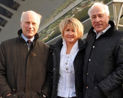Tre legender inom svensk travsport