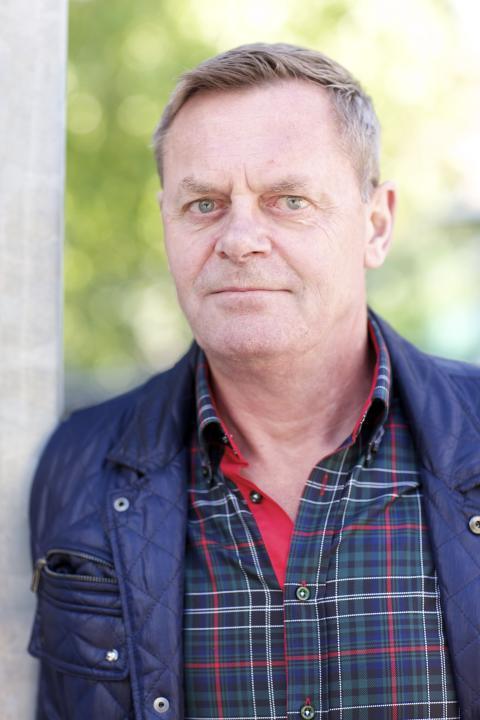 Thomas Dahlberg, vd Plåtslageriernas Riksförbund/Entreprenörföretagen