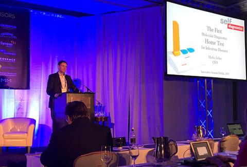 SelfDiagnostics from Estonia presents at MedTech Strategist Forum for investors