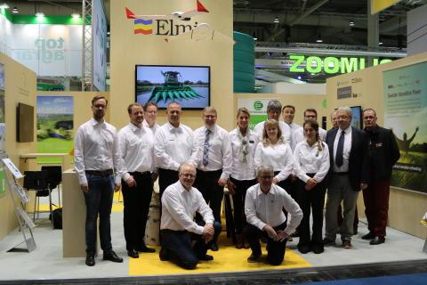 Swedish Innovation Power at Agritechnica