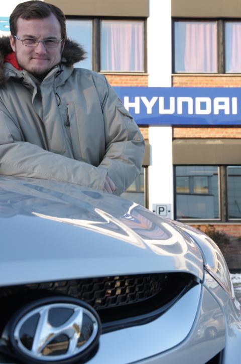 Aaby Auto AS blir eksklusiv forhandler av Hyundai i Asker og Bærum