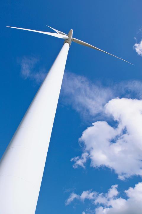 Vindkraftsrekord på Samkraft