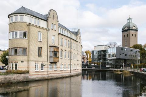 Viskaholm, Riksbyggen, Borås