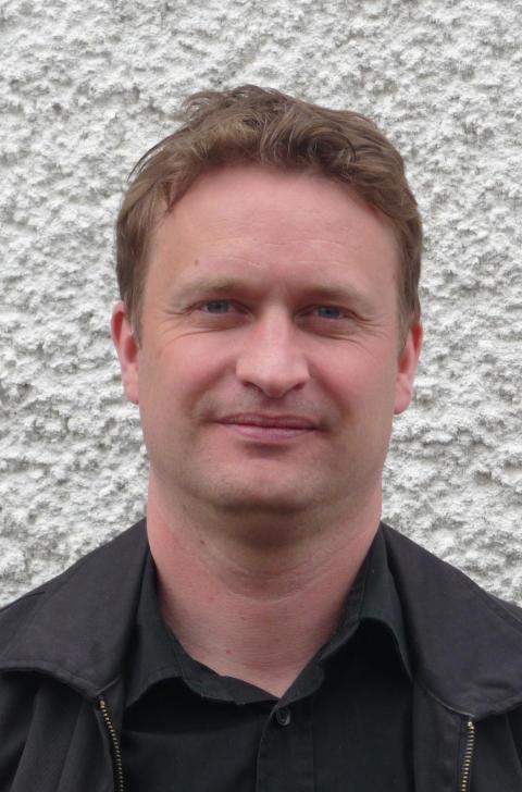 Marcus Nilsson, Arbetschef, Veidekke Entreprenad AB, Region Anläggning Öst