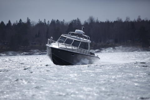 Möt oss på Allt för Sjön 3 - 12 mars!