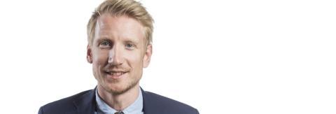 David Erixon ny chef för public affairs och kommunikation i Nobina Sverige