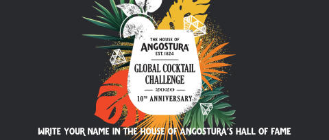 10:e upplagan av Angostura Global Cocktail Challenge!