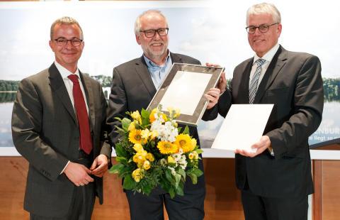 Stiftung Brandenburgische Gedenkstätten erhält Sonderpreis für Zivilcourage und Gemeinsinn