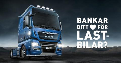 MAN Truck & Bus Sverige lanserar karriärsida